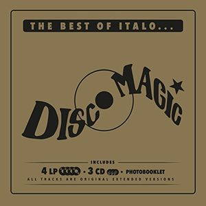 Best Of Italo Discomagic /  Various [Import] , Various Artists