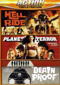 Action Triple Feature DVD