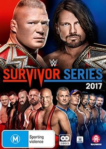 WWE: Survivor Series 2017 [Import]