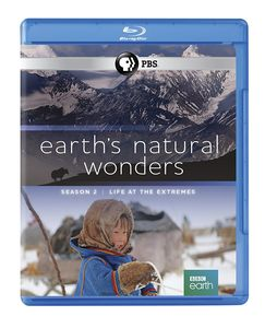 Earth's Natural Wonders: Life At The Extremes - Season 2