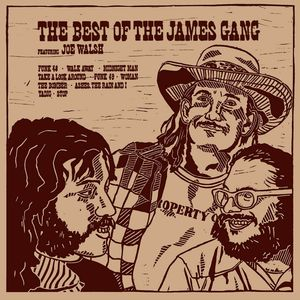 Best Of The James Gang , James Gang