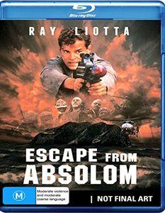 no escape ray liotta blu ray