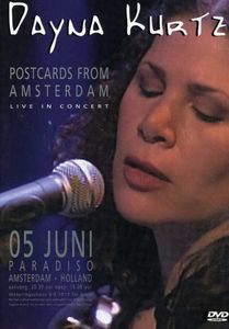 Danya Kurtz: Postcards From Amsterdam: Live in Concert