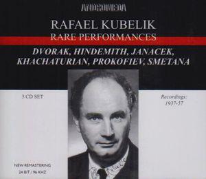 Rafael Kubelik Rare Performance