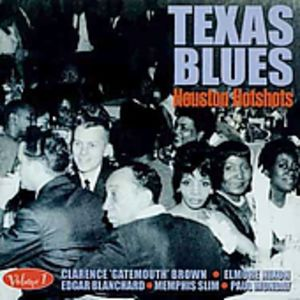 Texas Blues, Vol. 1