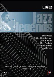 Jazz Legends Live: Volume 10