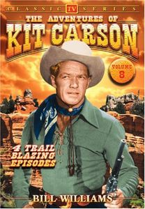 The Adventures of Kit Carson: Volume 8