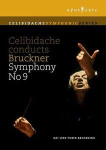 Celibidache Conducts Bruckner Symphony No. 9