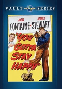 You Gotta Stay Happy , Joan Fontaine