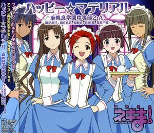 Negima! Mahoragakuen Chutobu 2-A (Original Soundtrack) [Import]