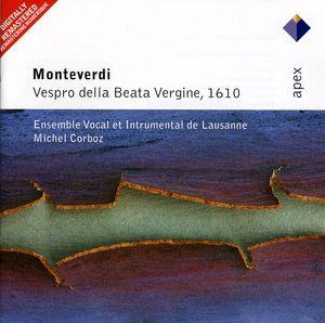 Monteverdi: Vespro Della Beata Virgine