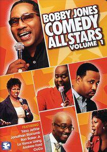 Bobby Jones Comedy All-Stars: Volume 1