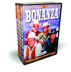 Bonanza: Volumes 1-4