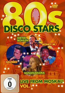 80s Disco Stars Live From Moskau 1