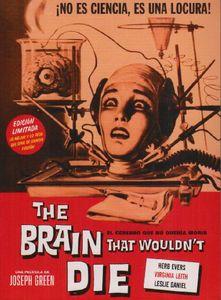 Le Cerveau Qui Ne Voulait Pas Mouri [Import]