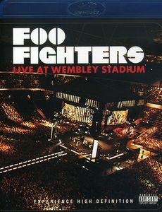 Live at Wembley Stadium