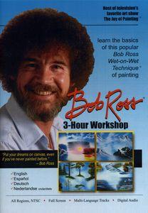 Bob Ross Joy of Painting Series: 3-Hour Workshop