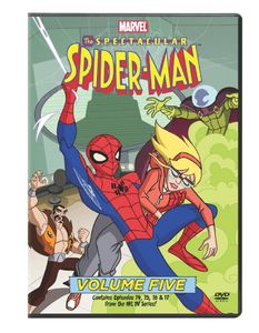 The Spectacular Spider-Man: Volume 5