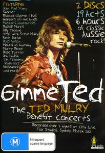 Gimme Ted: The Ted Mulry Benefit Concerts [Import]