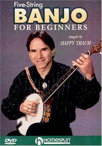 Five-String Banjo for Beginners Level 1