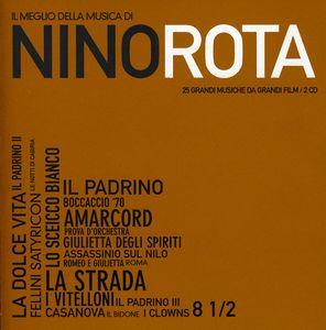 Il Meglio Della Musica Di Nino Rota [Import]