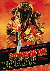 Sands of the Kalahari