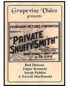 Private Snuffy Smith (1942)
