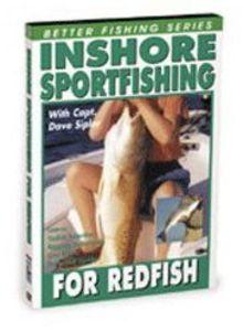 Inshore Sportfishing for Redfish