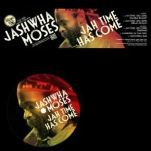 Jah Time Has Come [Import] , Jashwa Moses