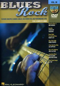 Guitar Play-Along: Blues Rock 28