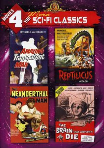 Movies 4 You: More Sci-Fi Classics , Robert Shayne