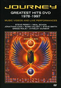 Greatest Hits DVD 1978-1997: Videos and Live Performances , Journey
