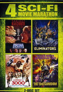 Sci-Fi Movie Marathon , Chuck Wagner
