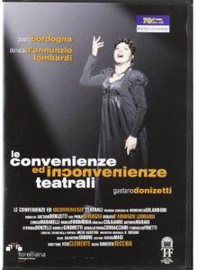Le Convenienze Ed Inconvenienze Teatrali