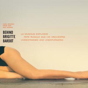 Behind Brigitte Bardot