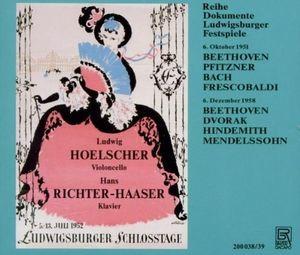 Ludwigsburger Festspiele 1951