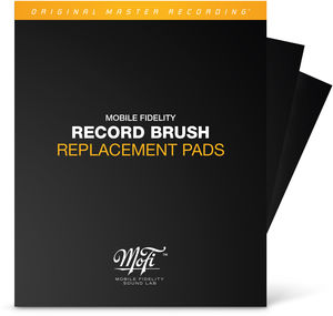 Record Cleaning Brush Replacement Pads (2)