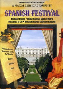 Spanish Festival: Naxos Musical Journey