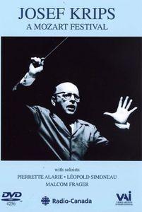 Joseph Krips Conducts Mozart