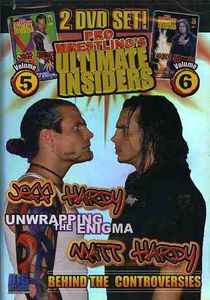 Pro Wrestling's Ultimate Insiders, Volumes 5 & 6 [Import]
