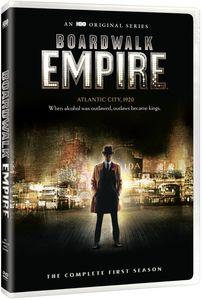Boardwalk Empire: The Complete First Season