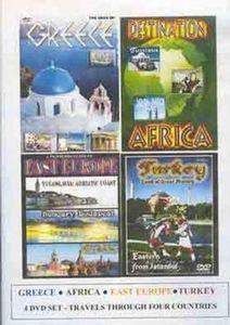 Greece & Crete - Destination Africa - East Europe