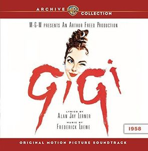 Gigi (Original Soundtrack)