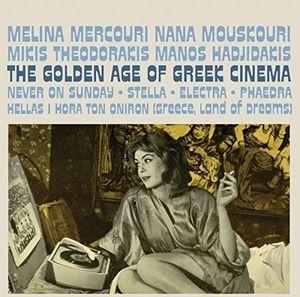 Golden Age of Greek Cinema (Original Soundtrack) [Import]