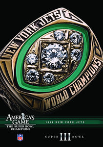 Nfl America's Game: 1968 Jets (Super Bowl II)