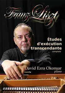 Franz Liszt: The Transcendental Etudes DVD (Ntsc)