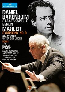 Daniel Barenboim Conducts Mahler: Symphony No. 9