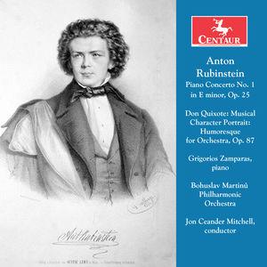 Anton Rubinstein: Piano Concerto No. 1 - Don Quixote