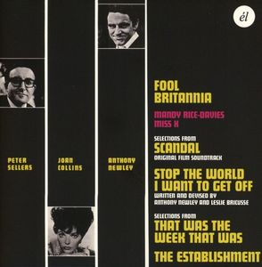 Fool Britannia /  Scandal /  Stop The World I Want [Import]