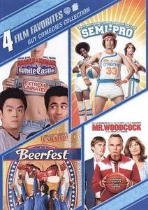 4 Film Favorites: Guy Comedies